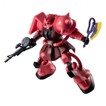 Mobile Suit Gundam Gundam Universe Action Figure - MS-06S Char's Zaku II
