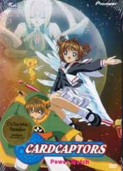 Cardcaptors vol 2 Power match DVD Dubbed