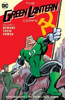 GREEN LANTERN CORPS VOL. 01: BEWARE THEIR POWER (HARDCOVER)