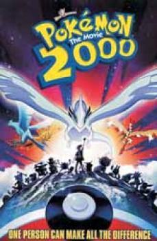 Pokemon The movie 2000 DVD Dubbed
