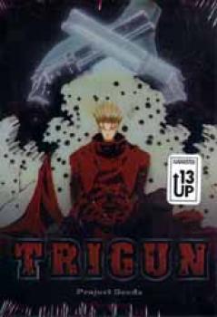 Trigun vol 6 Project seeds DVD