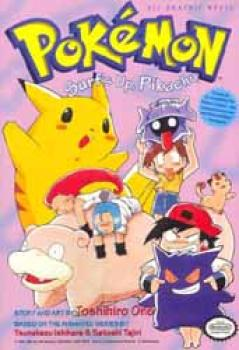 Pokemon vol 4 Surfs up Pikachu TPB
