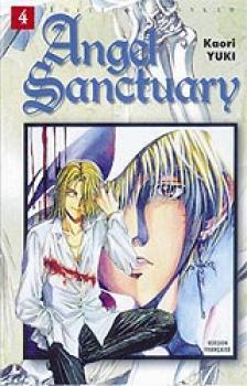 Angel sanctuary tome 04