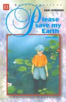 Please save my earth tome 11