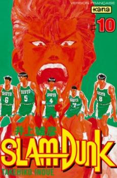 Slam Dunk tome 10