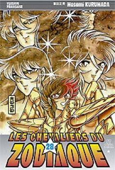Chevaliers du Zodiaque tome 28