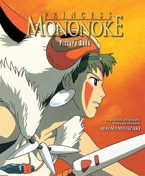 Princess Mononoke - Picture Book
