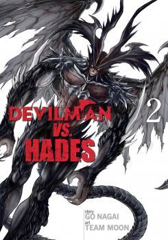 Devilman vs. Hades vol 02 GN Manga