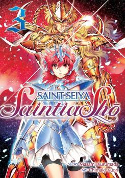 Saint Seiya Saintia Sho vol 03 GN Manga