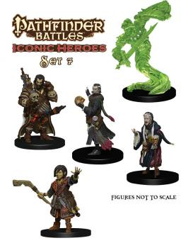 Pathfinder Battles Iconic Heroes Box Set 7