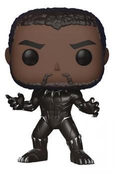 BLACK PANTHER POP VINYL FIGURE - BLACK PANTHER
