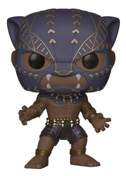 BLACK PANTHER POP VINYL FIGURE - BLACK PANTHER (WARRIOR FALLS OUTFIT)