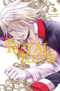 Royal Tutor vol 05 GN Manga