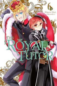 Royal Tutor vol 06 GN Manga