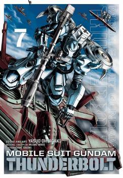 Mobile Suit Gundam Thunderbolt vol 07 GN Manga HC