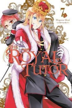 Royal Tutor vol 07 GN Manga