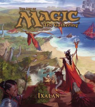 Art of Magic the Gathering - Ixalan HC