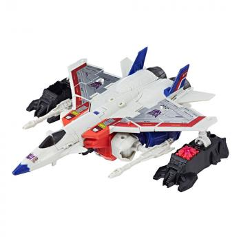 Transformers Generations Power of the Primes Action Figure Voyager Wave 01 Starscream