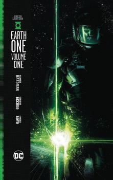 GREEN LANTERN: EARTH ONE VOL. 01 (HARDCOVER)