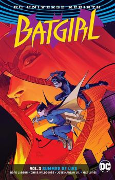 BATGIRL VOL. 03: SUMMER OF LIES (REBIRTH) (TRADE PAPERBACK)