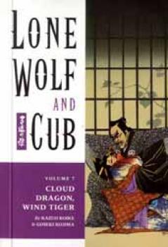 Lone wolf and cub vol 07 Dragon cloud wind tiger TP