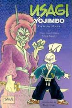 Usagi Yojimbo Demon mask TP