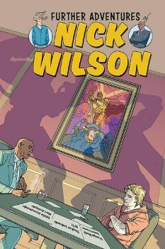 FURTHER ADV OF NICK WILSON #2 (OF 5) CVR A WOODS (MR)