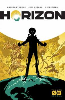 HORIZON VOL. 03: REVEAL (MR) (TRADE PAPERBACK)