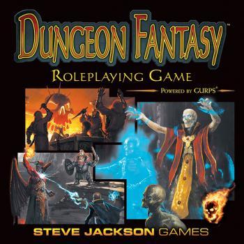 Dungeon Fantasy RPG Boxed Set