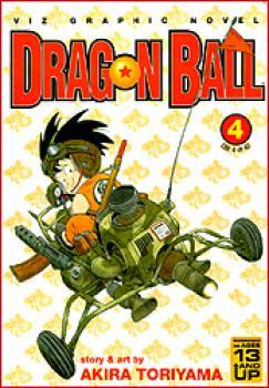 Dragonball vol 4 TP