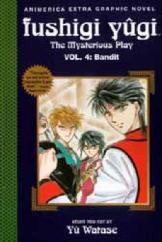 Fushigi Yugi vol 4 Bandit TP