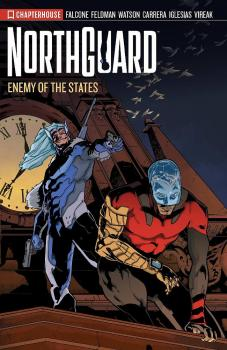 NORTHGUARD TP VOL 02 ENEMY OF THE STATES