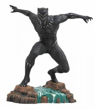 MARVEL GALLERY PVC FIGURE - BLACK PANTHER (MOVIE VERSION)