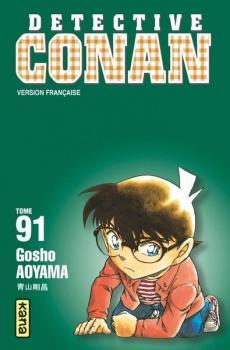 Detective Conan tome 91