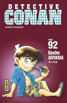 Detective Conan tome 92