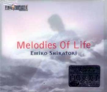 Final Fantasy IX Melodies of life CD