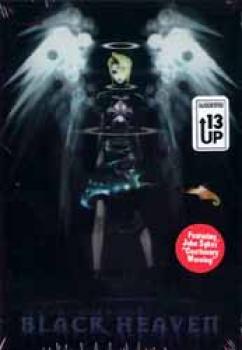 Black heaven vol 3 All right now DVD