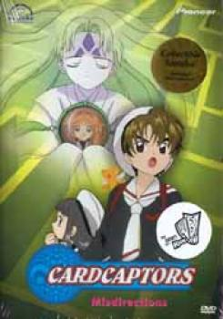 Cardcaptors vol 3 Misdirections DVD DUB