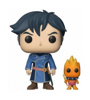 Ni No Kuni 2 POP Vinyl Figure - Roland with Higgledy