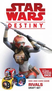 Star Wars Destiny Card Game - Draft Set Rivals