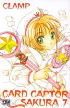 Cardcaptor Sakura tome 07