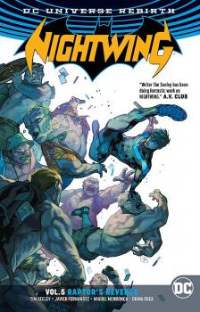 NIGHTWING VOL. 05: RAPTOR'S REVENGE (REBIRTH) (TRADE PAPERBACK)