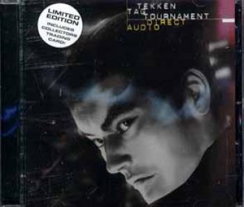 Tekken tag tournament Soundtrack CD