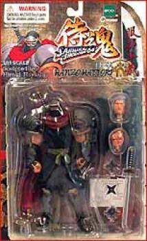 Samurai showdown figure: Hanzo Hattori