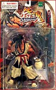 Samurai showdown figure: Haohmaru