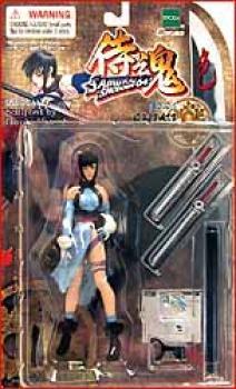 Samurai showdown figure: Shiki