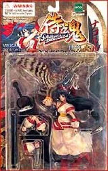 Samurai showdown figure: Nakoruru