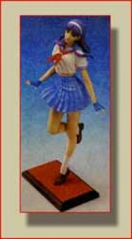 King of fighters Athena resin model kit