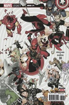 SPIDER-MAN DEADPOOL #30 (LEGACY)