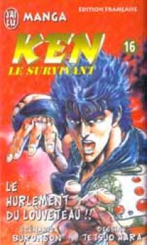 Ken le survivant tome 16